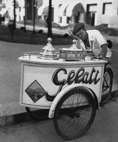Carretto dei gelati - ice cream carts