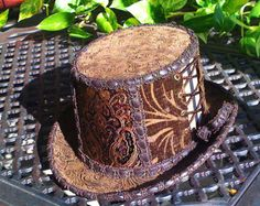 St Patrick's Day Corset Top Hat by JenDeeDesigns on Etsy