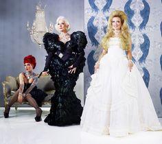 GLÖÖCKLER und Bijou Brigitte – eine glamourööse Liaison! Weitere Informationen: http://www.pr4you.de/pressemitteilungen.html | http://www.haraldgloeoeckler.com | http://www.pr4you.de | http://www.pr-agentur-fashion.de