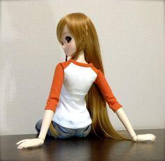 Mirai Suenaga Smart Doll by mochiirizenzai
