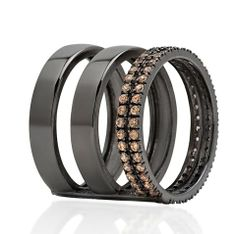 New Statement Silver Jewellery! Pave Ring, Black Gold, Silver Jewelry, Rings For Men, Detail, Stuff To Buy, Jewellery, Home, Men Rings