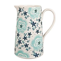Denby Denby fine china 'Monsoon Antalya' pitcher- at Debenhams.com