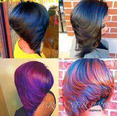 Short Hair Cuts, Short Hair Styles, Hair Science, Hype Hair, Hair Addiction, Hair Essentials, Sassy Hair, Braids With Weave, Hair Shows
