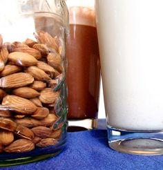 almond and cashew milk recipe