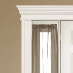 Interior Window And Door Trim Copyright RJB Creative Home