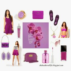 The Heathered Life: Fab Finds: Radiant Orchid