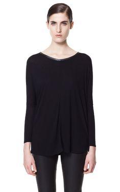 http://usa.mycityportal.net - T-shirts - Woman - ZARA United States