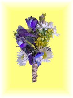 Occasions Florist   Murphy NC  Wildflower Boutonniere