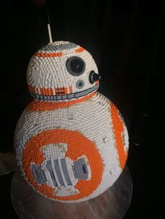 Lego Star Wars life-size BB-8