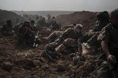 Niklas Meltio: Mosul Oct 2016