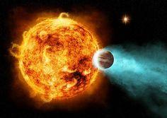 Yabancı Dünyalar Rehberi-1 >> Güneş Sistemi dışındaki en sıra dışı 10 gezegen   #NASA Güneş benzeri bir yıldızın çevresinde bulunan ilk yabancı dünyanın 20. yılını kutlamak için uzaydaki en sıra dışı 20 gezegeni listeledi. İnsanoğlunun keşfettiği en ilginç 10 gezegeni birlikte görelim.