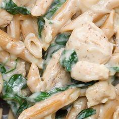 #CAsRecipes   Healthier Pasta 4 Ways