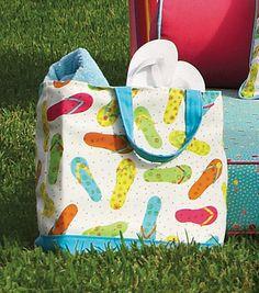 Life's A Beach Bag