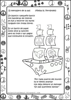 Poemas de la Paz                        Fuentes donde encontré los poemas :      http://www.pacomova.es/      http://bibliopoemes....
