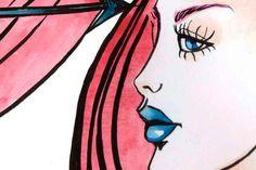 #illustration #art #painting #watercolor Desde Bogotá #COLOMBIA nos llega la #ilustración de Paula Acero. Aquí más de su talento http://www.colectivobicicleta.com/2017/12/ilustracion-paula-acero.html
