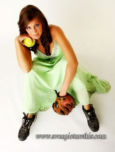 Image Detail for - Bling Bling Marketing: 2 Prom Dress Shots That Sell Every Time Softball Photos, Girls Softball, Senior Girls, Homecoming Poses, Prom Poses, Senior Photography Poses, Cute Photography, Prom Pictures, Dance Pictures