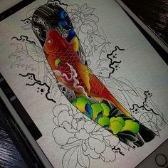 Norse Tattoo, Viking Tattoos, Sister Tattoos, Tattoos For Guys, Tattoo Shop, Tattoo Ink, Arm Tattoo, Japan Tattoo Design, Underwater Tattoo