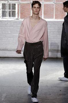 Duckie Brown Fall 2015 Menswear