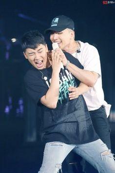 LOL Taeyang and Seungri