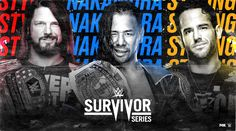 King and Strong and Styles… Wwe Survivor Series, Strong, King, Movie Posters, Movies, Fictional Characters, Style, Swag, Films