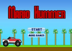 Mario Hummer - #JeepRider, #KingsRider #Jeep, #Mario, #Racing Games For Boys, More Games, Super Mario Bros Games, Play Online, Hummer, Jeep, Racing, Lobsters, Auto Racing