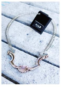 Junk necklace by Plan B