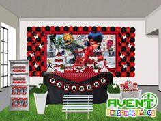Idéia para festa Miraculous Ladybug
