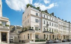 London Townhouse Lists for $42 Million!