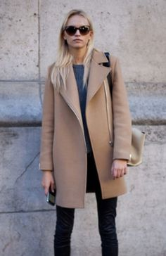 Beautiful beige jacket soon to be in my closet