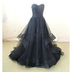 Charming Prom Dress,Organza Prom Dress,Long Prom Dress,Sweetheart Prom