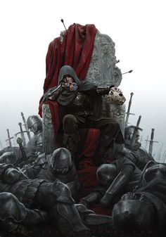 King of Thorns by Mark Lawrence. A brilliant book with one of the best anti-heroes I've read.