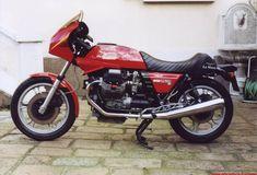 Moto Guzzi Lemans3
