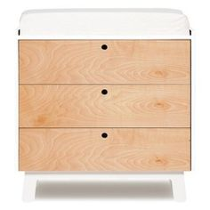 Oeuf Dresser in White