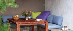 Thalia - Holiday Rental VIlla in Pelion - Greece Thalia, Luxury Villa, Contemporary Design, Dining Bench, Greece, Layout, Traditional, Holiday, House