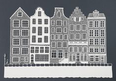 The Crisp Patterns of Pippa Dyrlaga's Paper Art   Yatzer