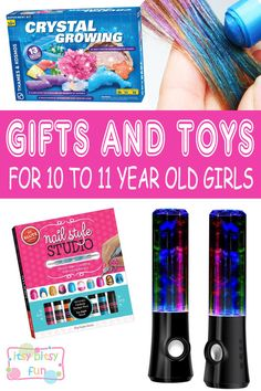 Best Gifts For 10 Year Old Girls In 2017