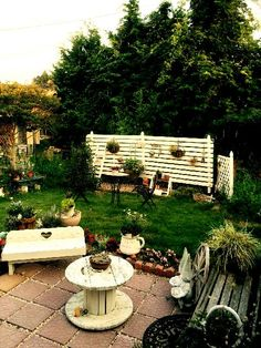 小さな庭の画像 by ベリーさん | 小さな庭とお気に入り♡と自己流と板壁とカフェみたいな暮らしコンテストと憩いの場