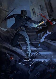 Main raven dad by vicious mongrel daajzwv