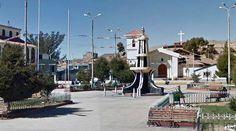 30 de Ene | Aniversario del distrito de Mañazo, en la provincia de Puno - Puno | Foto: Plaza de Armas de Mañazo