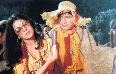 Dev Anand, Zeenat Aman