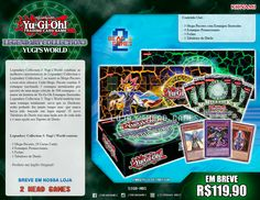 Yu-Gi-Oh! Especial - Legendary Collection 3 (Inglês)