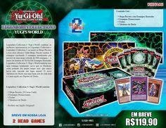 Yu-Gi-Oh! Especial - Legendary Collection 3 (Inglês)