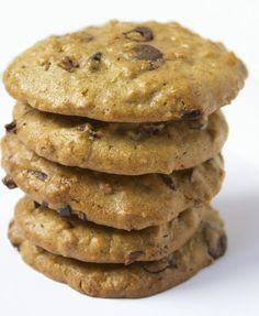 Sunflower Seed Butter Cookies (Low-Histamine, Gluten and Dairy Free)