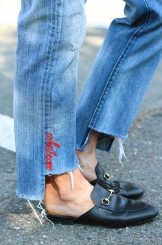 7 técnicas pra deixar a sua calça jeans tradicional bem mais fashionista! » Fashion Break