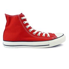 329bbd7e8dcf Converse Red All Star Hi Trainers Converse Sneakers