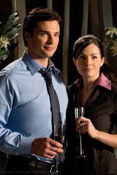 Clark Lois and Lana