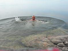 Baño revitalizante !!