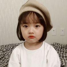 Cute Asian Babies, Korean Babies, Asian Kids, Beautiful Children, Beautiful Babies, Cute Baby Meme, Cute Baby Girl Pictures, Song Triplets, Baby Tumblr
