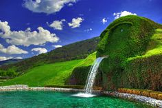 Swarovski Kristallwelten, Wattens, Tirol - Austria. Near our home in the Alps.