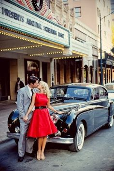 What girl wouldn't want to go for a spin in classic Rolls Royce? That's exactly what Kendall did with her fiance, Justin, during their ultra-glamorous engagement session with photographer Christina. Vintage Engagement Photos, Engagement Pictures, Engagement Shoots, Country Engagement, Vintage Photography, Couple Photography, Engagement Photography, Wedding Photography, Photography Ideas